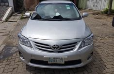 Very Clean Foreign used Toyota Corolla 2012