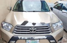 Nigerian Used 2008 Toyota Highlander for sale