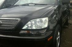 Foreign Used Lexus RX 2003 Automatic Black