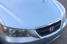 Tokunbo Hyundai Sonata 2008 Model Silver
