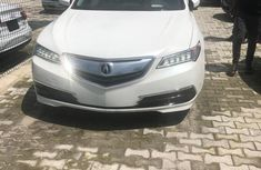 Very Clean Foreign used Acura TSX 2015