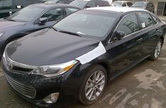 Toyota Avalon 2014 Model Foreign Used XLE Black