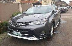 Very Clean Nigerian used Toyota RAV4 2014