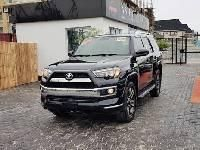 Neat Foreign used Toyota 4-Runner 2016
