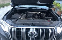 Very Clean Nigerian used Toyota Land Cruiser Prado 2012