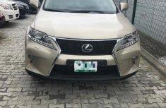 Neat Nigerian used Lexus RX 2015