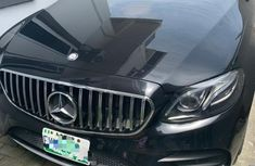 Very Clean Nigerian used Mercedes-Benz E300 2019