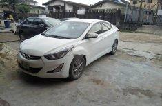 Very Clean Nigerian used Hyundai Elantra 2014