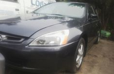 Clean Foreign used Honda Accord 2005