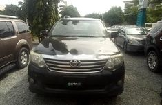 Clean Nigerian used 2015 Toyota Fortuner