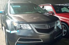Acura MDX 2012 Model Foreign Used Grey