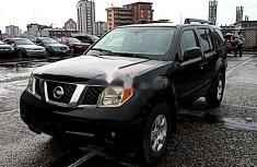 Clean Nigerian used Nissan Pathfinder 2007