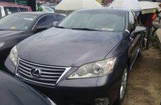 Very Clean Foreign used Lexus ES 2012