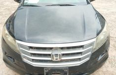 Clean Foreign used Honda Accord CrossTour 2010 EX-L Black