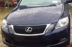 Neat Foreign Used Lexus GS 2006 300 Automatic Blue