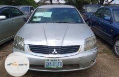 Nigeria Used Mitsubishi Galant 2007 Model Silver
