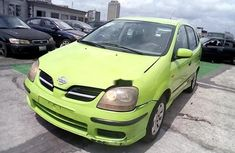 Properly maintained Nigerian used Nissan Almera 2001