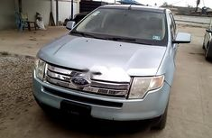 Properly maintained Nigerian used Ford Edge 2008