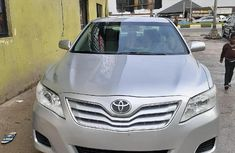 Neat Foreign used Toyota Camry 2010 Silver