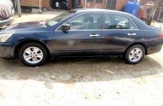 Nigeria Used Honda Accord 2006 Blue Sedan