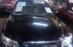 Tokunbo Hyundai Sonata 2006 Model Black