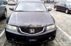 Clean Nigerian used Honda Accord 2004
