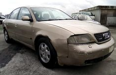 Properly maintained Nigerian used 1998 Audi A6