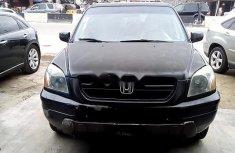 Properly maintained Nigerian used 2005 Honda Pilot