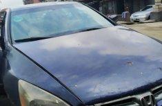 Nigeria Used Honda Accord 2004 Model Blue