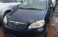 Clean Foreign used Toyota Corolla 2008