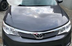 Clean Foreign used Toyota Camry 2014 Gray