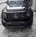 Super Clean Foreign used Mercedes-Benz G-Class 2019
