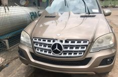 Very Clean Foreign used 2009 Mercedes-Benz ML350