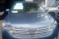 Foreign Used Toyota Venza 2012 Model Blue