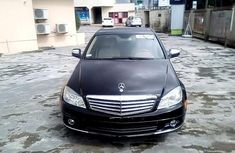 Properly maintained Nigerian used 2008 Mercedes-Benz C300