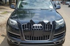 Neat Foreign used Audi Q7 2012