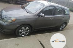 Foreign Used Toyota Matrix Model 2004