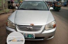 Nigeria Used Kia Cerato 2007 Model Silver