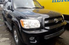 Very Clean Foreign used 2007 Toyota Sequoia