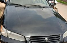 Nigeria Used Toyota Camry 2000 Model Black
