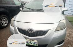 Nigeria Used Toyota Yaris 2009 Model Silver