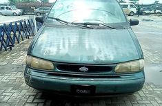 Properly maintained Nigerian used 1996 Ford Windstar