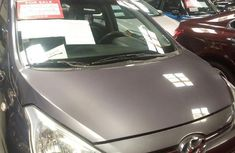 Foreign Used Hyundai i10 2015 Model Gray