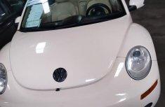 Foreign Used Volkswagen Beetle 2007 Model Beige
