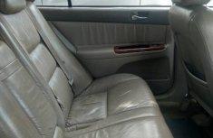 Neat Nigerian Used Toyota Camry 2004