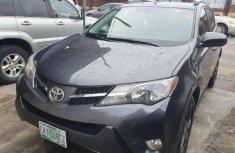 Clean Nigerian used Toyota RAV4 2014