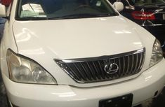 Foreign Used Lexus RX350 2008 Model White