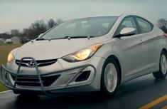 This most traveled 2013 Hyundai Elantra has covered over 1 million miles!