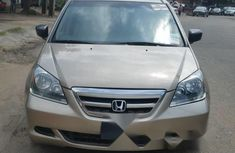 Neat Foreign used 2006 Honda Odyssey