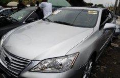 Very Clean Foreign used Lexus ES 2011